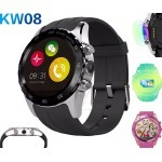 KW08 Smart Watch Bluetooth GSM SIM Card Wrist Watch SmartPhone with Camera