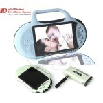 Digital Wireless Baby Monitors Kit With 2.8 inch LCD Pocket Monitor