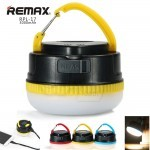 Remax RPL-17 Portable Outdoor LED Lighting and 3000mAh Power Bank
