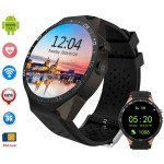 KW88 Android 5.1 3G WiFi 1.39-inch Smart Watch Phone with Bluetooth 4.0, Heart Rate Monitor, GPS, 2.0MP Camera