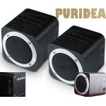 PURIDEA I5 Portable Wireless Bluetooth Speaker