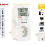 پاورمتر پریزی یونیتی مدل 230بی با قابلیت نمایش میزان مصرف برق لوازم برقی