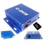 1 Channel Mini C-DVR Motion Detection Video Recorder