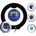 کره زمین مغناطیسی رومیزی مدل دایره ای