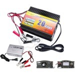 24V Automatic 3 stage Intelligent Car Battery Charger