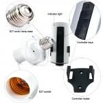 سرپیچ لامپ کنترلدار بی اس، قابلیت روشن و خاموش کردن لامپ توسط ریموت کنترل