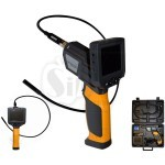 XM Portable Snake eye Borescope and Endoscope Inspection Camera with LCD Monitor and LED Light