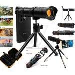 لنز تلسکوپی موبایل در انواع مختلف