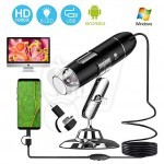 USB or OTG Digital Microscope with LED light