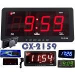 Caixing CX-2159 Digital LED Alarm Clock