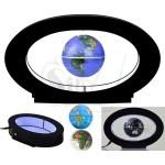 کره زمین معلق آهنربایی مدل چشم مغناطیسی شگفت انگیز چراغدار