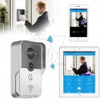 WiFi Smart Doorbell and Wireless Video Door Phone Camera