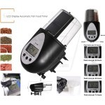 WARMTONE WT-688 LCD Display Automatic Fish Feeder and Food Timer