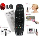 LG Magic Remote Control AN-MR650A with Voice Mate for Smart TVs