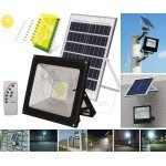 Solar Flood Light Outdoor Super Bright Light LED with Remote Control
