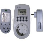 JRDT-50G01 Electric Weekly Programmable digital timer switch