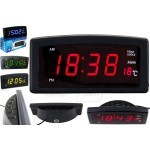 Caixing CX-818 Digital LED Alarm Clock