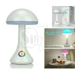 C9 Rechargeable Mushroom Touch 256 Living colors RGB Table LED Lamp