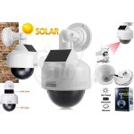 NEW Fake Solar Powered Dummy Speed Dome Camera