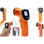 Victor Non-Contact Infrared Thermometer IR Temperature Tester with Laser Pointer