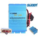 DC 12V to DC 24V Converter Car Power Transformer