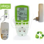 Efergy EMS-EU Energy monitoring socket