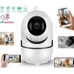 HD Wireless Auto Tracking Wifi Camera with IR Night Vision
