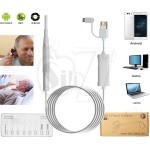 3 in 1 Visual Earpick Camera Android USB Ear Endoscope Cam with Ear Clear Tool