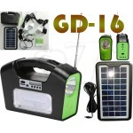 GD-16 Super Solar lighting System GDPLUS