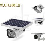 Watchmen Low Power Solar Bullet Camera