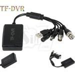 مینی DVR آنالوگ تک کانال مدل TF-DVR