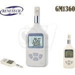 BENTECH GM1360 humidity and temperature meter