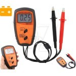 SM8124 Battery Analyzer and Impedance Meter