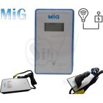 MiG 200W Power Inverter 12V Car Battery to 220V AC Convertor with LCD Display