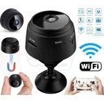WiFi HD 1080P Small Camera with Night Vision
