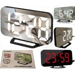 DS-3625L Mirror Screen LED Alarm Clock
