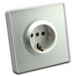Wall Power Plug Socket Outlet