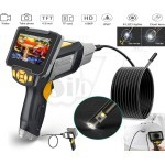 Inskam 112-2 model 720p 4.3 inch Screen Handheld Dual Lens Endoscope Camera