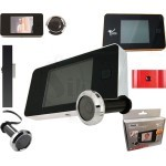 Adler Hummer ADD3010 Standard Digital Door Viewer