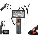 دوربین شلنگی و آندوسکوپی مانیتوردار 4.3 اینچی
