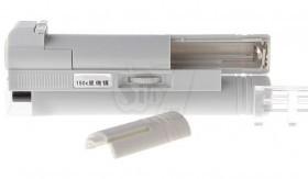 میکروسکوپ جیبی چراغدار قابل حمل با زوم 150 برابر و با عدسی مدرج مدل 10085