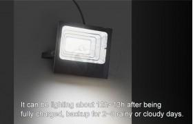 نورافکن و پروژکتور خورشیدی قوی در انواع مختلف