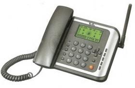 گوشی تلفن سیم کارتی رومیزی تیپ تل
