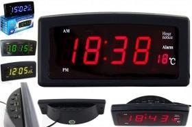 Caixing CX-818 Digital LED Alarm Clock