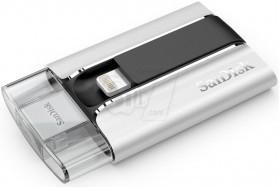 حافظه جانبی و فلش مموری سندیسک مخصوص لوازم اپل مدل آی اکسپند