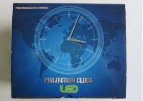ساعت پروژکتوری برقی سری جدید با دکمه لمسی