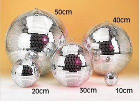 Home Party Stage Disco Mirror Ball