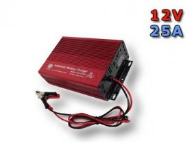 25A Fairstone ABC-1225D Fully Automatic 220V to 12V Car Battery Charger