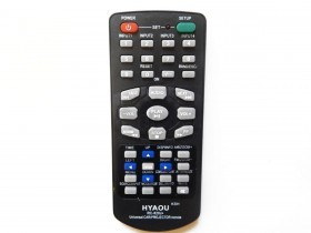 HYAOU RC-820J+ UNIVERSAL Car Audio and Projector Remote Control
