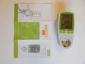 دستگاه نمایش میزان مصرف برق لوازم برقی مدل ای ام اس